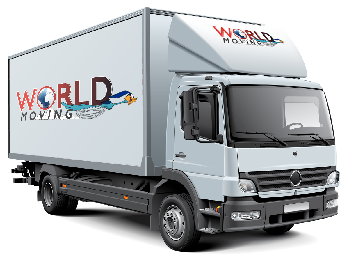 truck world moving
